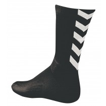 Chaussettes Authentic Indoor noir/blanc